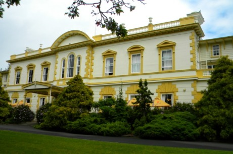 The Old Government House